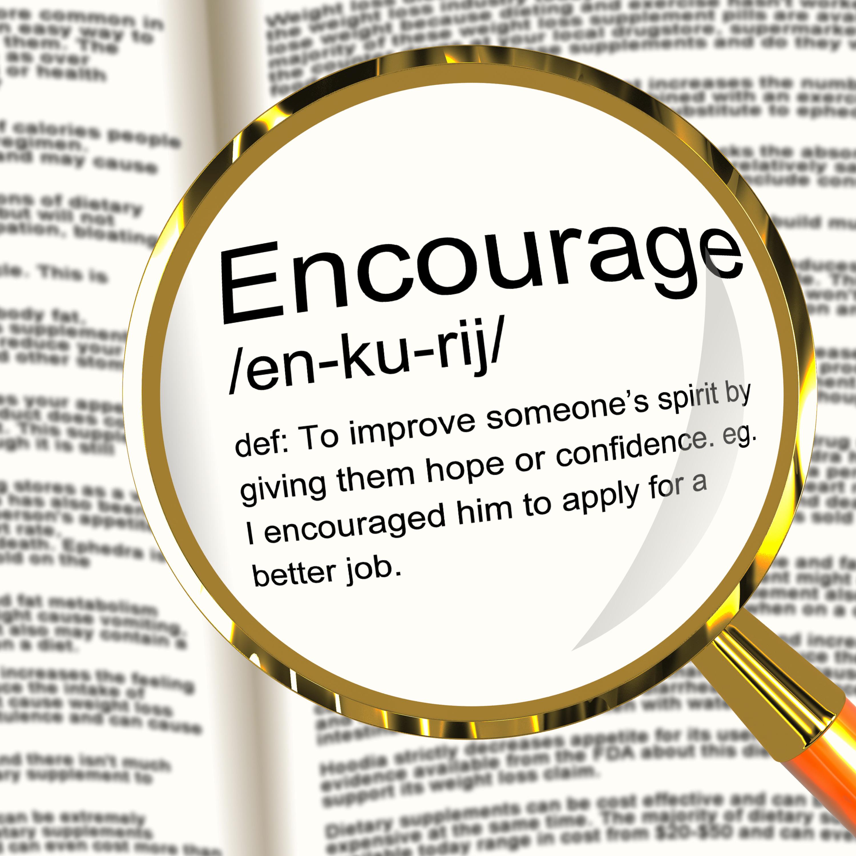 Renewal in Encouragement